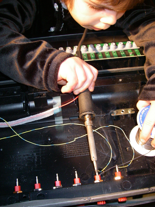 2soldering Techniques Peterabellotej3m Wiring Pigtail Technique