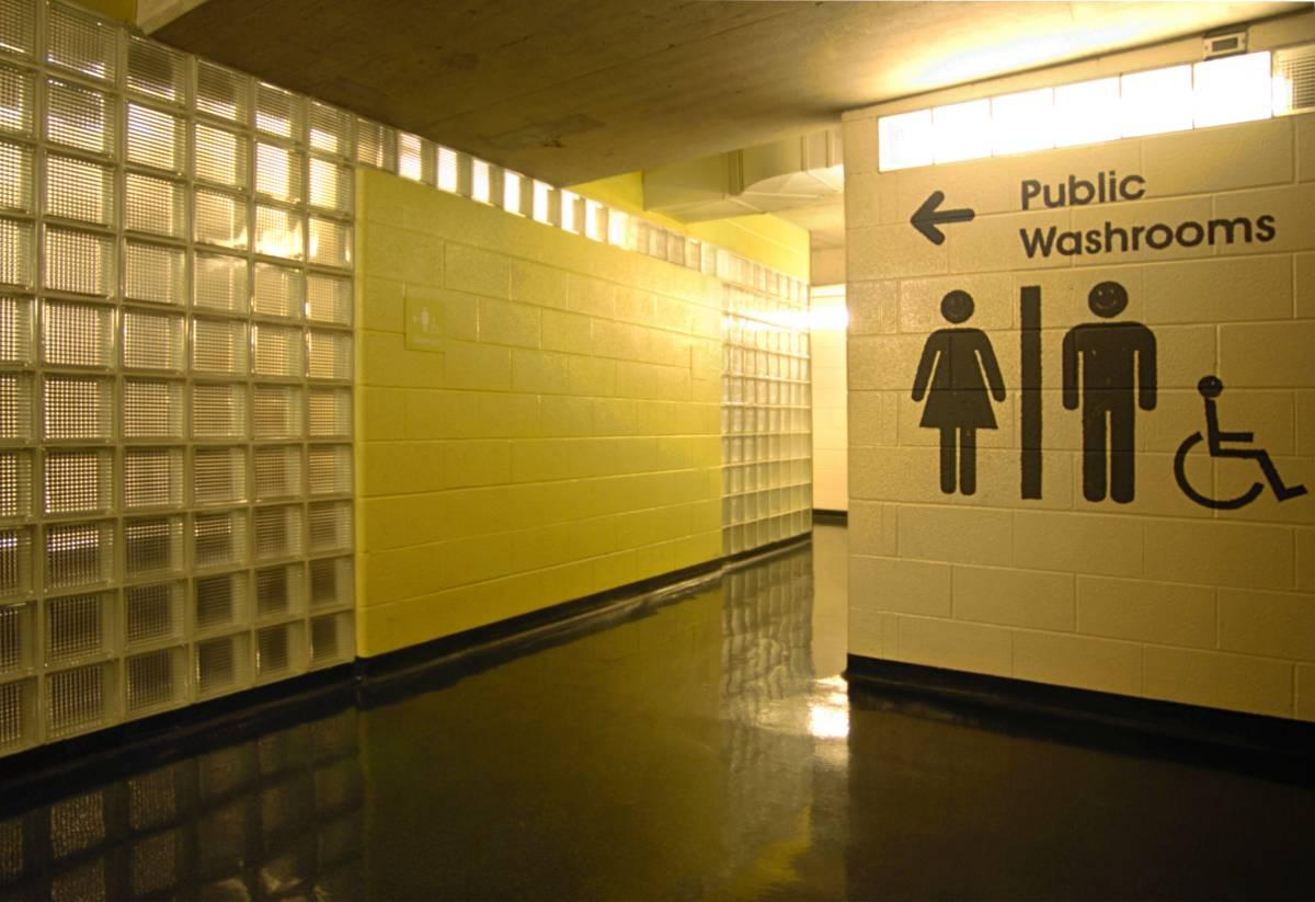 Tra vasino e bagni pubblici: si salvi chi può!!!  Barbaraland