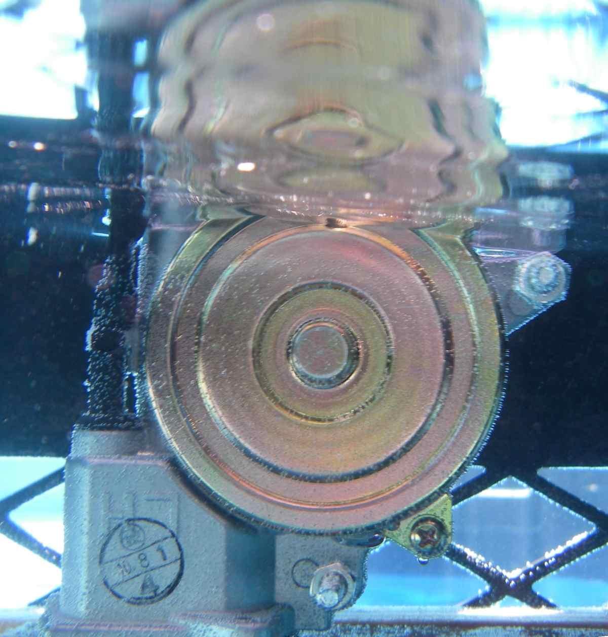Evanescope Underwater Idioscope