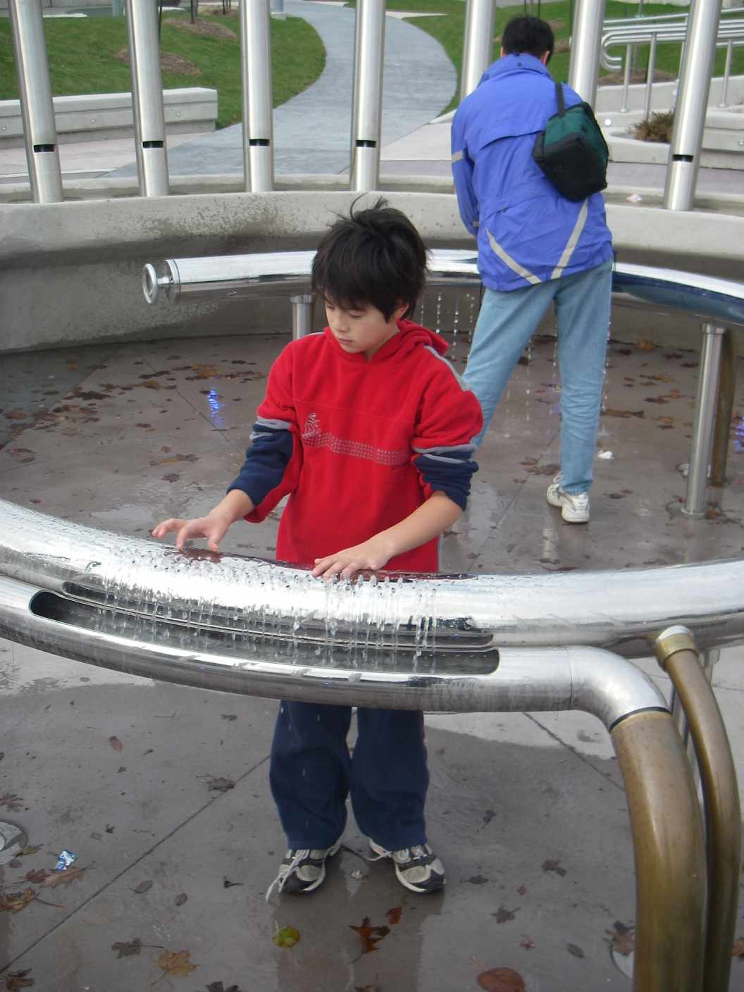 Here Is A Hydraulophone Lesson With Pictures From A Point